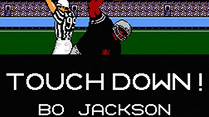 Quiz - Tecmo Bowl & Super Tecmo Bowl, Bo Jackson