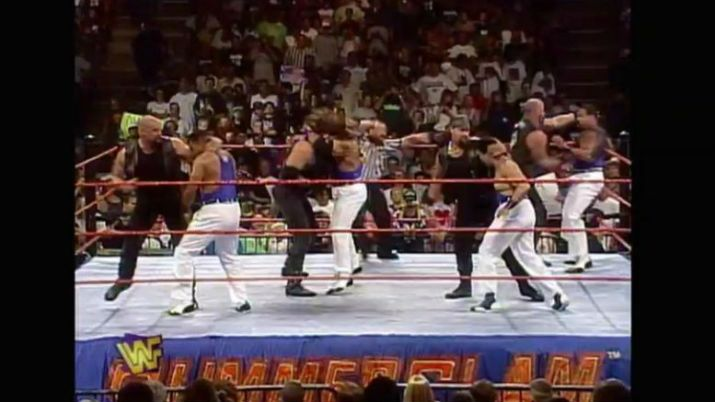 Summer Slam Memories (1997): Austin Breaks His Neck and No One Wins A Million Dollars, Los Boricuas, DOA