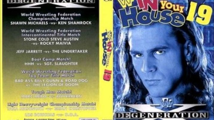 Summer Slam Memories (1997) Austin Breaks His Neck And No One Wins A Million Dollars, DX, Shawn Michaels