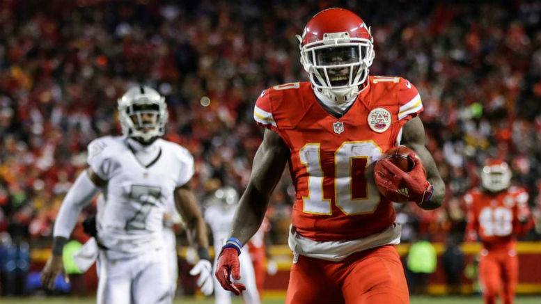 7 Fantasy Football Players To Avoid Overdrafting, Tyreek Hill