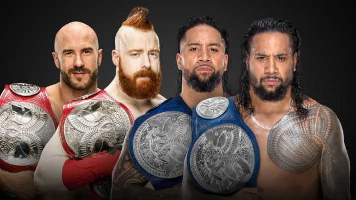 Preview & Predictions: WWE Survivor Series, The Bar, Usos