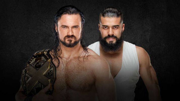 Preview & Predictions: NXT Takeover: War Games, Drew McIntyre, Cien Almas