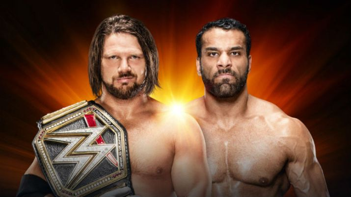Preview Predictions WWE Clash of Champions 121717 AJ Styles Jinder Mahal