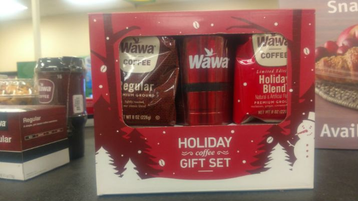 The Great Wawa Vs. Sheetz Debate: Round 4 - Customer Service, Intangibles, & Holiday Charm: Holiday Gift Set