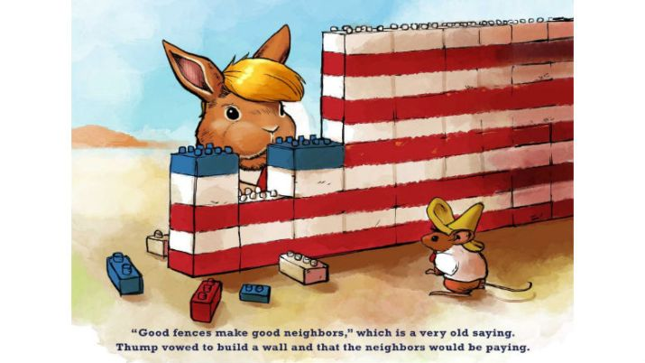 "The Man Behind Trump's ""Hare"": An Interview With The Creator Of Thump, Timothy Lim"