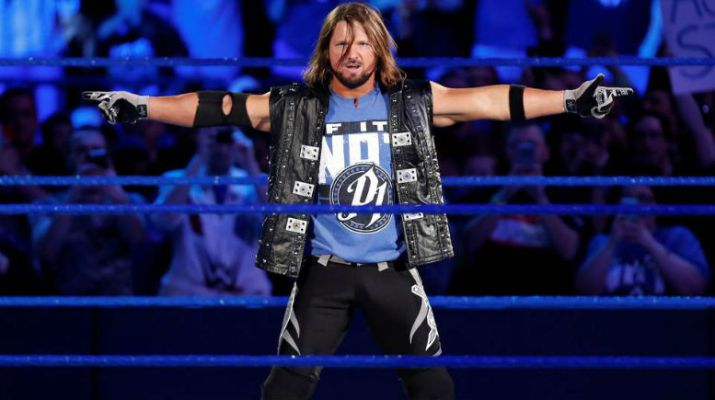 AJ Styles Quiz: How Well Do You Know WWE's Phenomenal One?