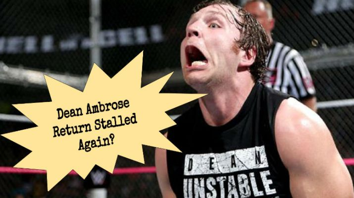 The Surprising Reason Why Dean Ambrose WILL NOT Be at Summer Slam