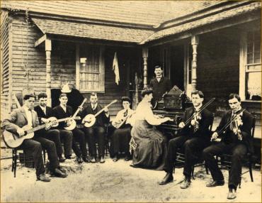 oldtime family