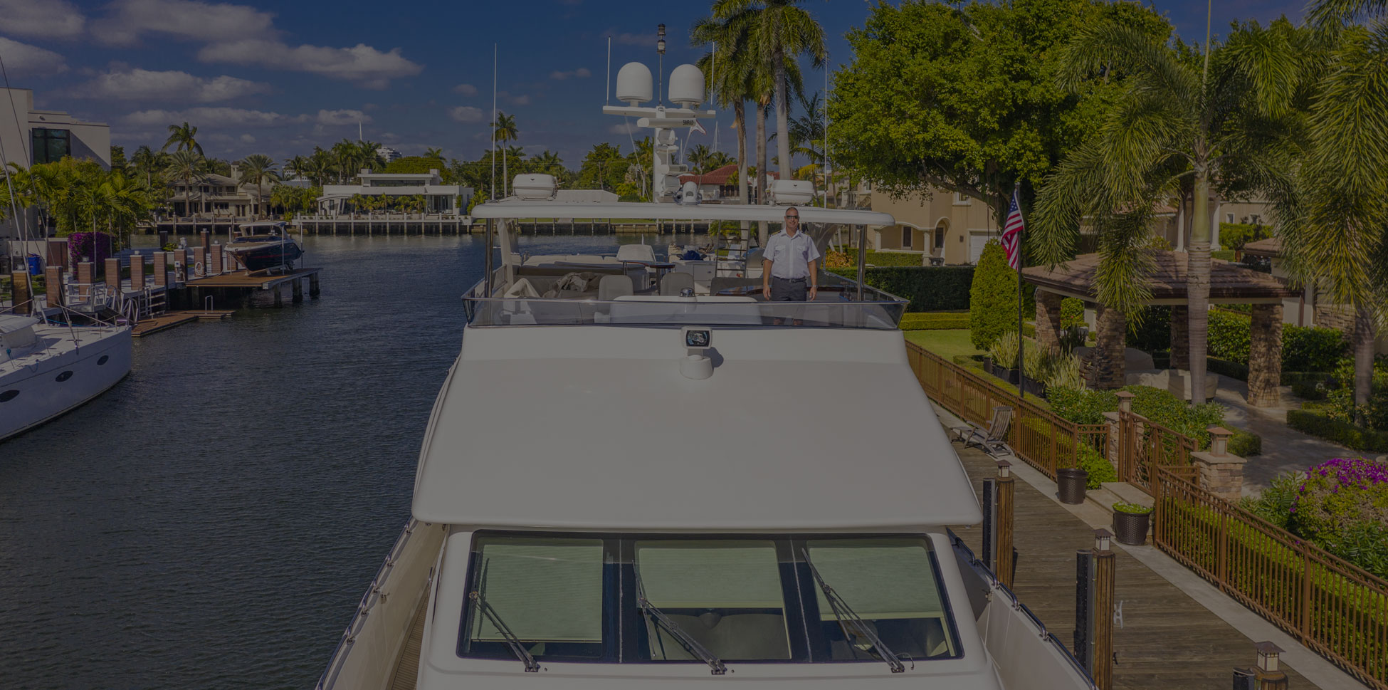 Real Estate Captain South Florida Luxury Waterfront Real Estate Agent Yacht Broker