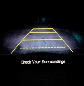 Check Your Surroundings