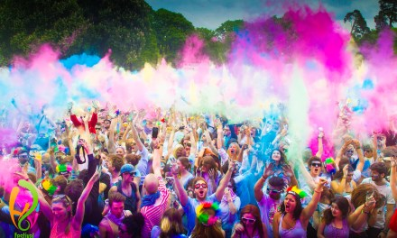 Win : Double ticket to Holi Festival of Colours Joburg 2014