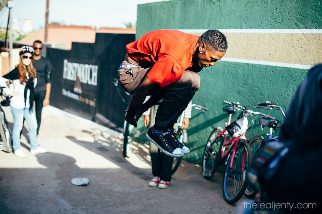 Cycling through Soweto 027
