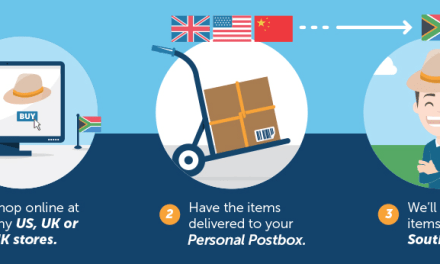 Win a R1000  shipping voucher with Postbox Courier