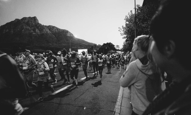 [Photo essay] Watching Two Oceans ultra marathon