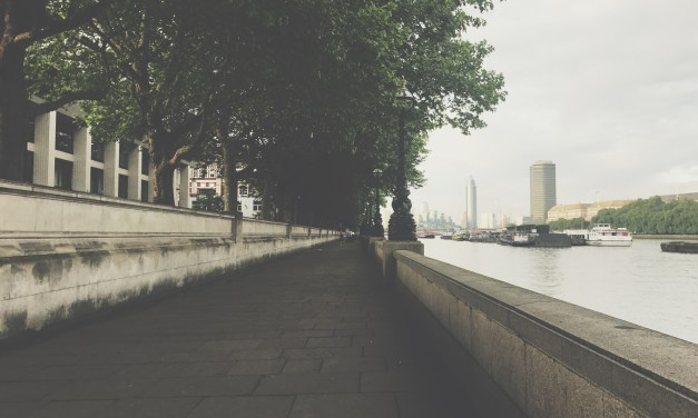 [Photo essay] Running in London