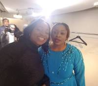 Laureche Ministers at Sinach Live in Concert (SLIC) UK tour