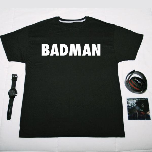TQ T-Shirts BadMAN