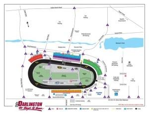 2018 Darlington race packages, Darlington NASCAR packages