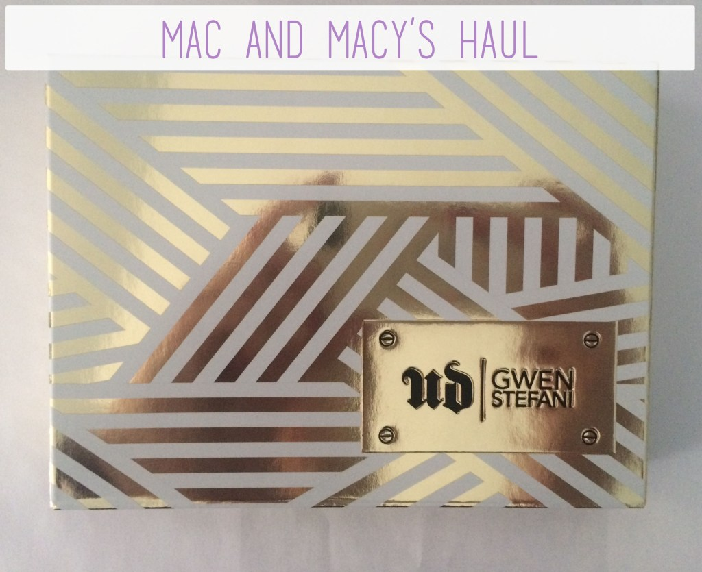 Mac and Macy's Haul | The Rebel Planner