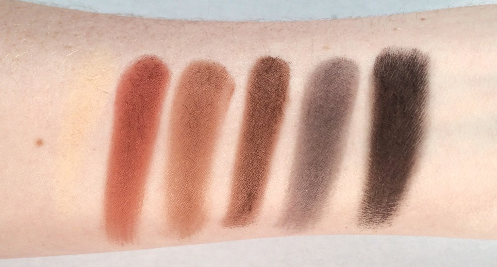 Urban Decay Naked Ultimate Basics Palette Review
