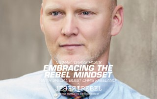 Chris Kneeland on the RebelRebel Podcast