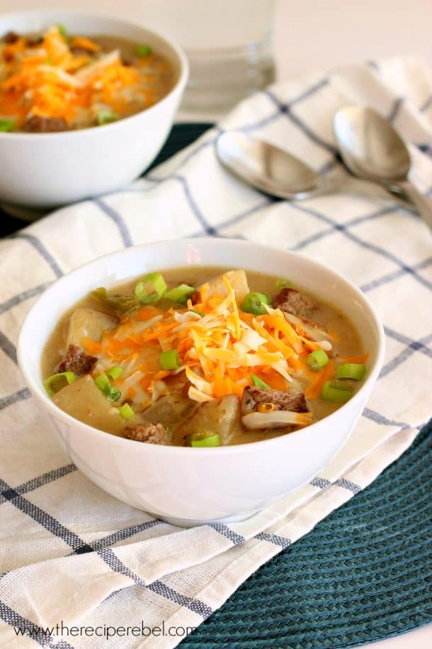 Incredibly satisfying and tasty slow cooker comfort soup and stew recipes