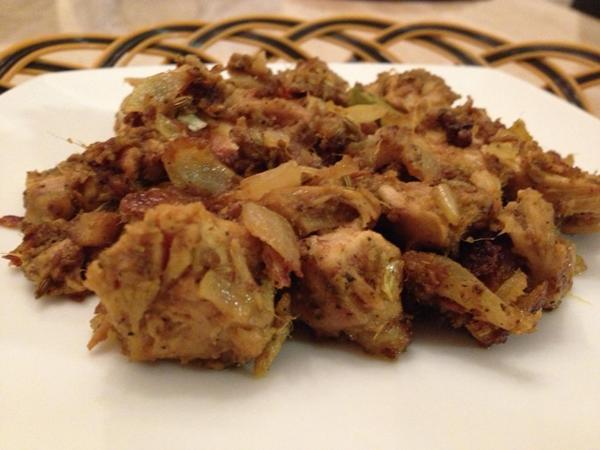Salted Chicken Karahi