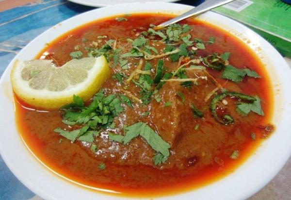 Traditional Beef Nihari