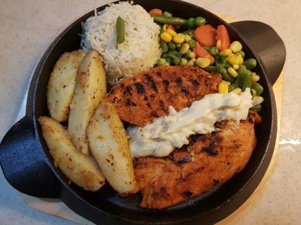 Famous Chicken Steak Recipe By Chef Zakir