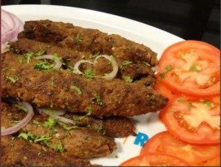 Bhopali Seekh Kabab