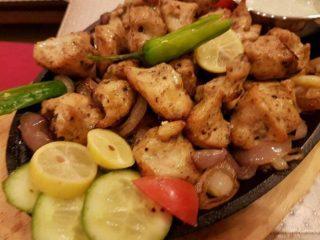 Homemade Chicken Malai Boti