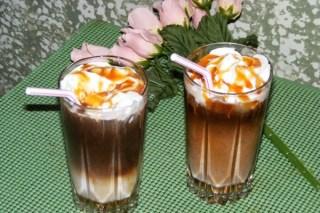 Homemade Starbucks.Caramel.Iced.Coffee