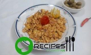 Easy egg masala recipe