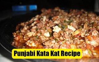 Lahori Kata Kat Recipe