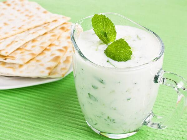 Quick Creamy Cucumber Dip