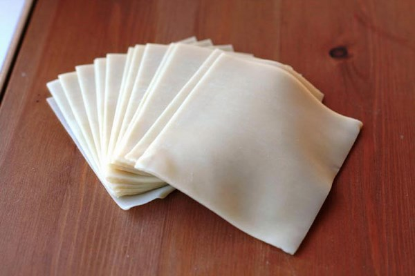 How to Make Wonton Wrappers