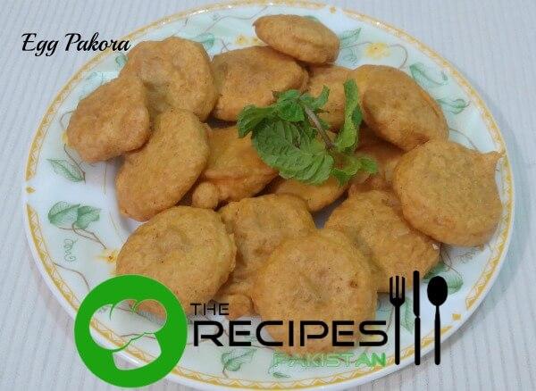 Egg Pakora-Egg Fritters
