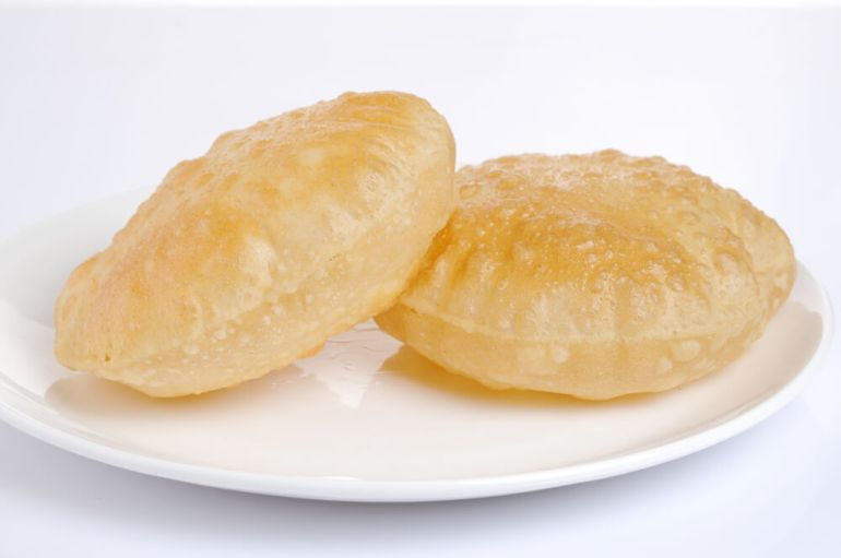 Homemade Poori Recipe
