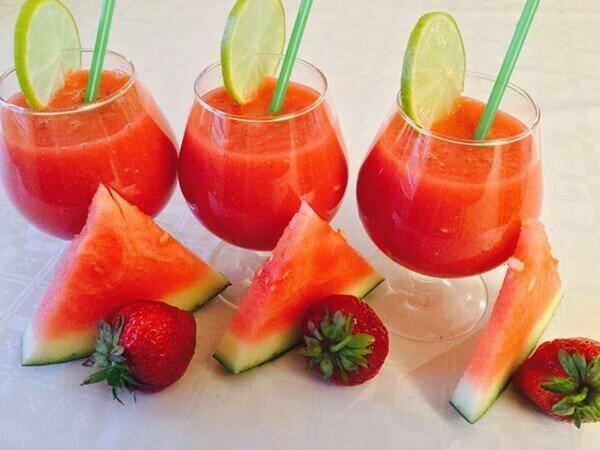 Sunset Smoothie