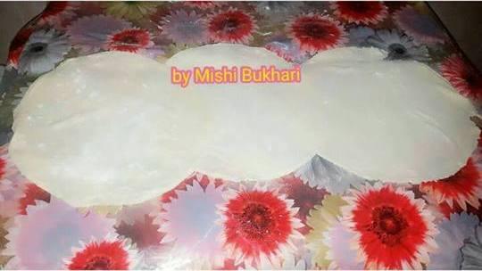Turkish Borek Step 2