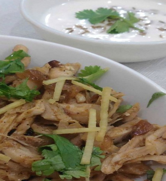 How to Make Lacha Chicken