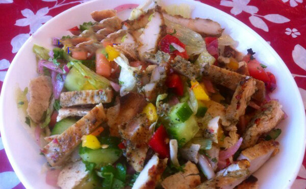 Fattoush Salad Recipe
