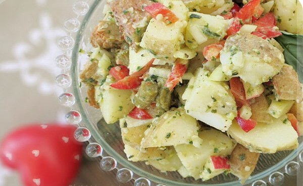 Quick Salad Recipe