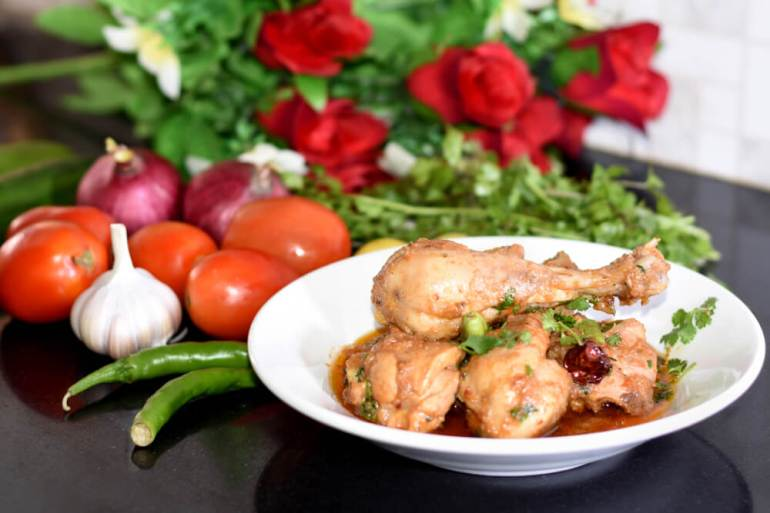 karahi chicken recipe