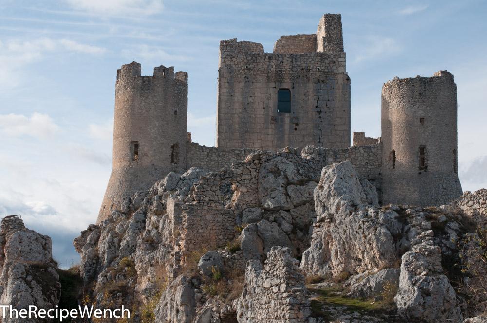 Rocca Calascio fortress 2