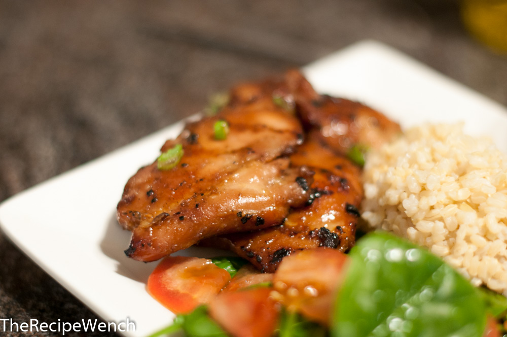 Teriyaki Marinade, a Family Recipe