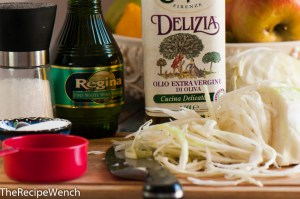 Coleslaw with Oil & Vinegar Dressing