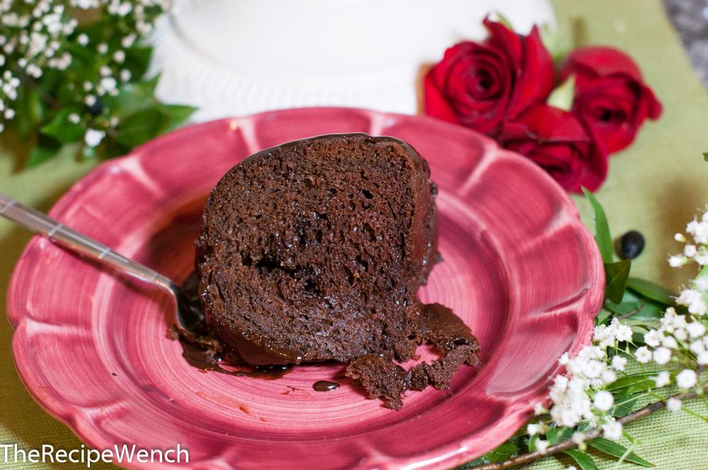 Kahlua cake 1