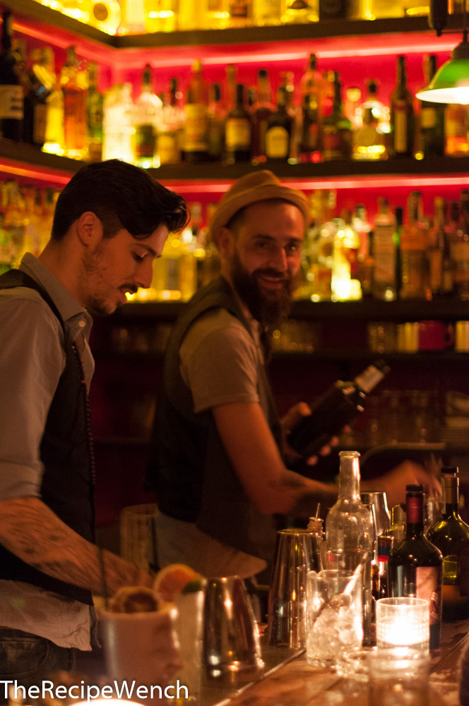 Jerry Thomas Project bartenders 7