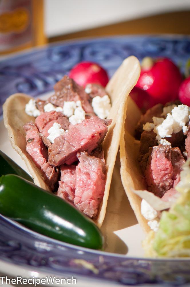 Carne Asada for Tacos or Burritos